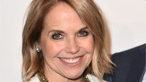 Katie Couric Is 'Really Sick' of Matt Lauer Questions