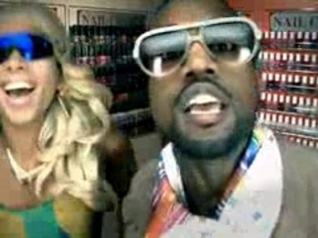 Kid Sister Feat Kanye West-Pro Nails