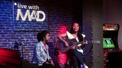 ANTSA & MENDRIKA - invitation - Live with MAD #9