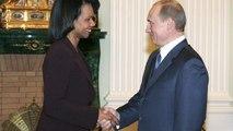 Condoleezza Rice Says Vladimir Putin 'Liked Me'
