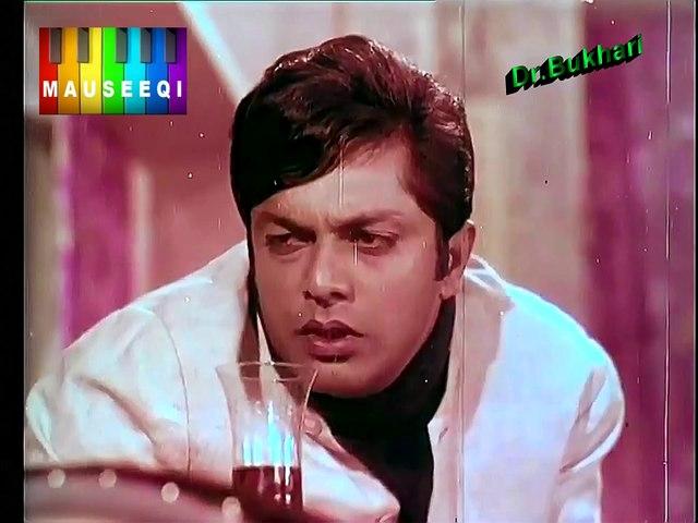 HD - Lag Rahi Hai Mujhay Aaj Sari Fazaa - Waheed Murad & Rani -  Ahmed Rushdi - Music Nisar Bazmi - Film Anjuman (Remastered)