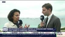 """Cinéma français à l'exportation: """"La tendance est bonne dans l'ensemble, mais on reste très attentif à la concurrence américaine"""", Isabelle Giordano - 09/05"""