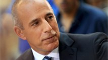 NBC Reveals Results Of Matt Lauer Investigation