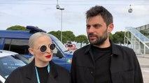 Eurovision 2018 : le duo Madame Monsieur réagit à sa dernière répétition