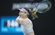 L'histoire de Maria Sharapova