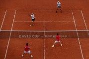 L'équipe de France en Coupe Davis