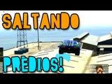 GTA V ONLINE - SANTOS PRÉDIOS! RAMPAS PERIGOSAS!! RAGEEE!!