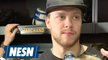 Pastrnak touches upon the series and what to focus on for next year