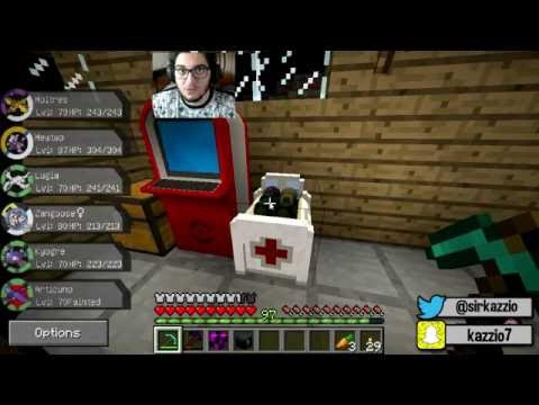 Minecraft: DIMENSÃO X #74 - O LENDÁRIO MAIS DIFÍCIL! CAPTURAMOS O LUGIA?!