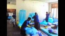 Tanzania, Tabora, Boarding Schools, phase 3: Bednet distribution