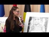 """Ora News - """"Respektoni të drejtat e mia""""- Konkursi i pikturës në kuadër të Ditës së Fëmijëve"""