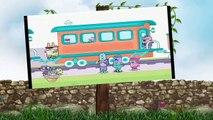 Wow Wow Wubbzy Episode 9 - Wow! Wow! Wubbzy! The Wuzzleburg Express Gidget The Super Robot