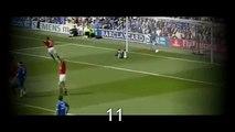 20 bàn thắng đẹp nhất trong sự nghiệp của Paul Scholes