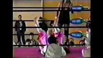 Gran Naniwa/Hayabusa/Tiger Mask vs Mens Teioh/Super Boy/TAKA Michinoku (Michinoku Pro May 3rd, 1997)