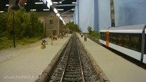Führerstandsmitfahrt Tren dels Llacs zwischen Lleida und La Pobla de Segur - Ein Video von Pennula zum Thema Modelleisenbahnanlage und Modellbahnausstellung
