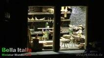 Pinocchio und seine lange Nase im Miniatur Wunderland Hamburg - Ein Video von Pennula zum Thema Modelleisenbahnanlage und Modellbahnausstellung