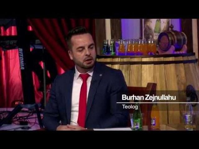Burhan Zejnullahu - Rukje me Kur'an