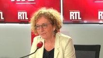 """Muriel Pénicaud convoquée par la justice : """"Je suis très sereine"""", assure-t-elle sur RTL"""