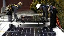 California Hanelerde Güneş Enerjisi Panellerini Zorunlu Kılan İlk Eyalet Oldu