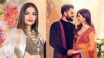 Sonam Kapoor Ahuja MISSED Anushka Sharma - Virat Kohli in her wedding | FilmiBeat