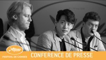 LETO - CANNES 2018 - CONFERENCE  DE PRESSE - VF