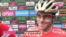 Pozzovivo «Une étape très importante pour moi» - Cyclisme - Giro
