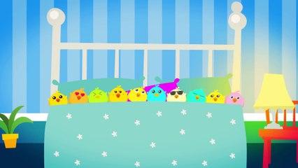 Ten In The Bed   Nursery Rhymes   Fun Nursery Rhymes by Doo Doo Kids Songs