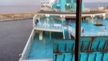 Un commandant de la SNCM force le passage et détruit son navire