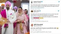 Neha Dhupia अपनी शादी पर Sonam Kapoor की वजह से हुई Troll   Boldsky