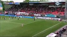 2-0 Nick Bakker Goal Holland  Eerste Divisie  Nacompetitie R2 - 10.05.2018 FC Emmen 2-0 NEC Nijmegen