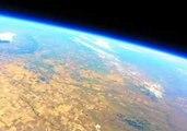 GoPro Weather Balloon Flies Into Stratosphere Above Denver