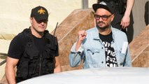 Empty Chair At Cannes For Detained Russian Rock Biopic Director