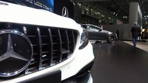 Mercedes  AMG C63 Sedan _ 2018 NYIAS _ WORLD Debut