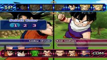Dragon Ball Z budokai tenkaichi 3 : adaptation jeu manga