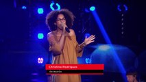 Erykah Badu - On & On _ Christina Rodrigues _ The Voice of Germany 2017 _ Blind Audition