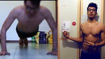 300 PUSH UPS A DAY FOR 30 DAYS CHALLENGE [AMAZING RESULTS]