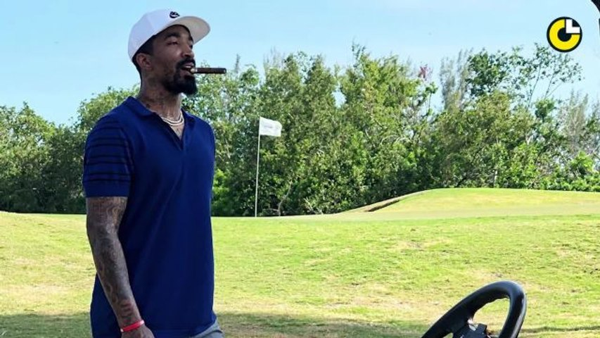J.R. Smith's golf obsession pays off