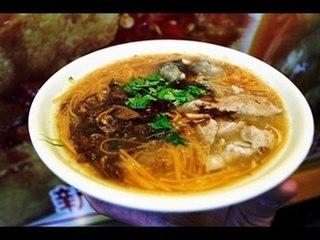 【今日美食賞】香噴噴好誘人~外酥內嫩臭豆腐!香鮮料多蚵仔麵線