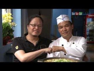 【今日美食賞】名人帶路!知名漫畫家蕭言中的私房餐廳
