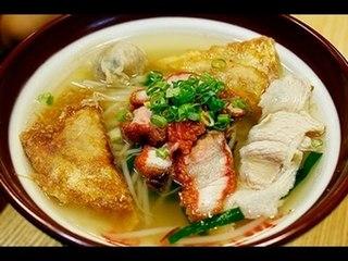 【今日美食賞】啥麼是阿公麵?30年魷魚羹老店有新意! 懷舊美味聚人氣