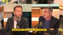 """Réforme de la SNCF : """"Les Français sont passionnés d'égalité, et cette rupture d'égalité avec les cheminots leur est devenue insupportable"""" estime Anthony Bellanger #lesinformés"""