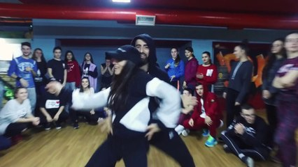 Dj Flex - Kpuu Kpa Freestyle ( choreography @andi.Murra @therealdjflex