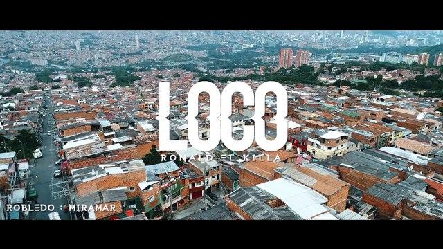 Ronald El Killa - Loco [Official Video]