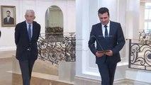 По средбата Заев-Ципрас во Давос, лидерска средба за името во Скопје