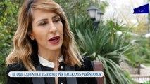 REPORT TV - BE, Flamuri me 12 yje. BE dhe axhenda e zgjerimit për Ballkanin Perëndimor