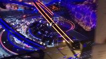 Eurovision 2018 : le debrief de Christophe Willem et André Manoukian depuis leur cabine de commentateurs
