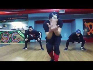 "Dopebwoy ""CARTIER"" choreography @Andi Murra"