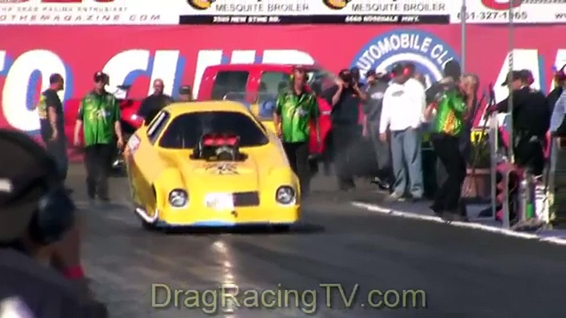 Drag Racing Nitro Nostalgia Funny Cars March Meet new