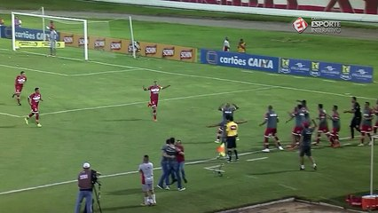 GOOOL DO CRB! 1x0 contra o Ceará!