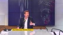 """Nicolas Hulot au ministère de l'Écologie : """"C'était une belle promesse"""", regrette Yannick Jadot (EELV)"""